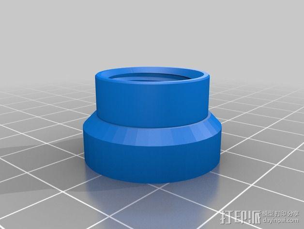 邮票制造组件 3D模型  图8