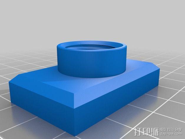 邮票制造组件 3D模型  图10