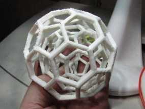 布基球 3D模型