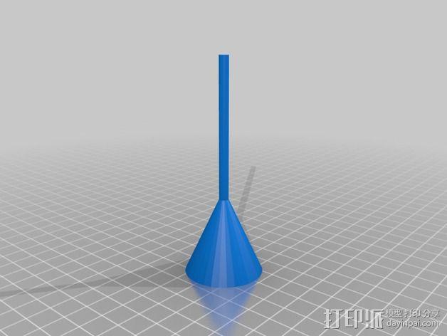 齿轮花 3D模型  图7