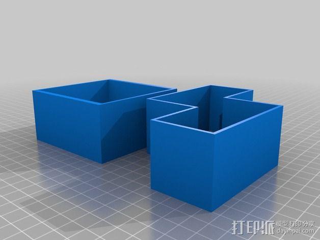 俄罗斯方块 3D模型  图2