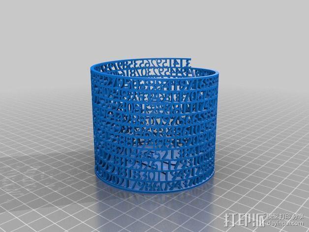 派之塔 3D模型  图3