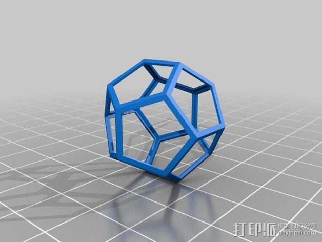 多面体球 3D模型  图5