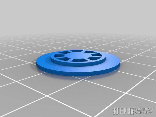 口袋妖怪徽章 3D模型  图15