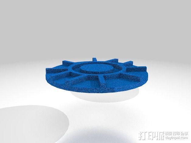 口袋妖怪徽章 3D模型  图32
