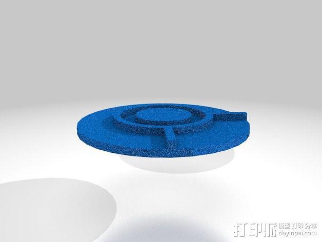 口袋妖怪徽章 3D模型  图34