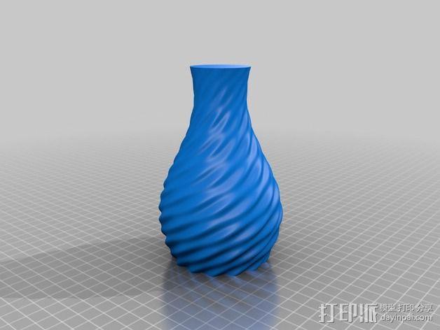 艺术花瓶 3D模型  图9