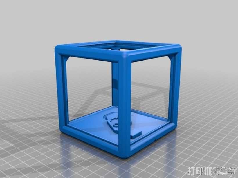 唯美夜灯 3D模型  图5