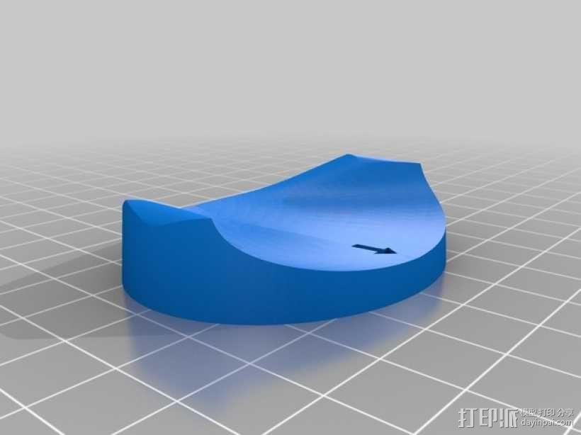 小鱼模型 3D模型  图2