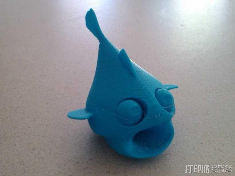 小鱼模型 3D模型  图19