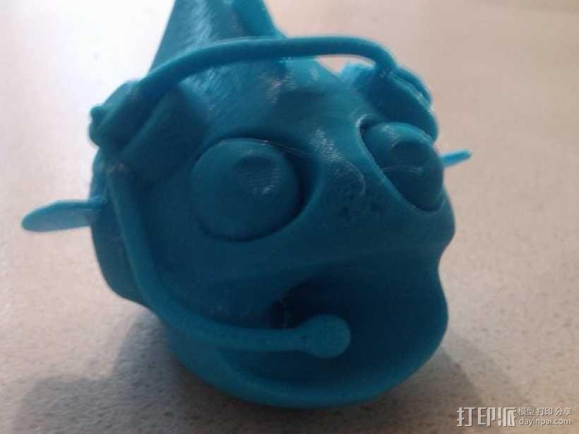 小鱼模型 3D模型  图24