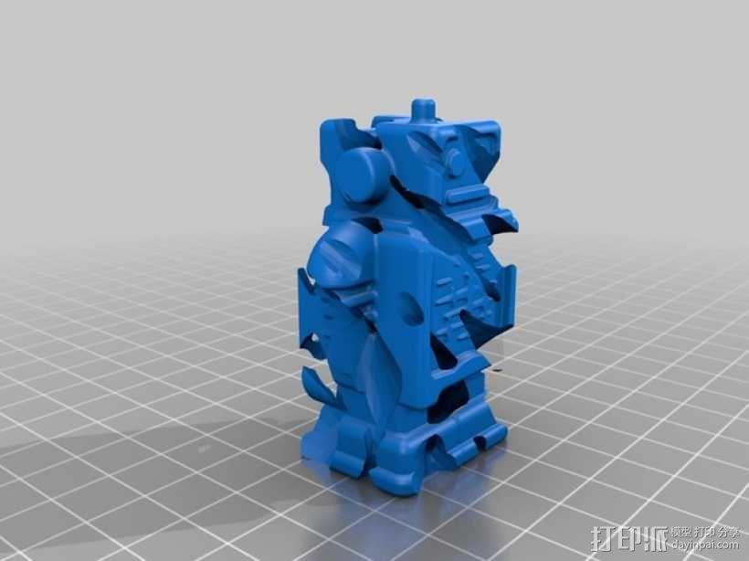 Ultimaker机器人模型 3D模型  图2