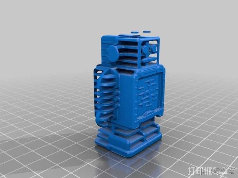 Ultimaker机器人模型 3D模型  图5