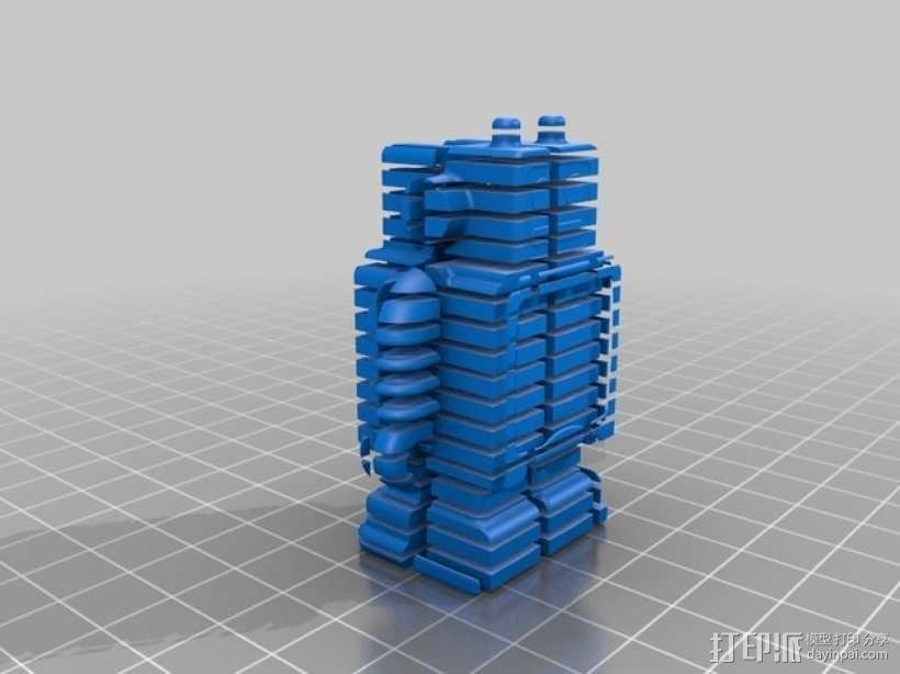Ultimaker机器人模型 3D模型  图6