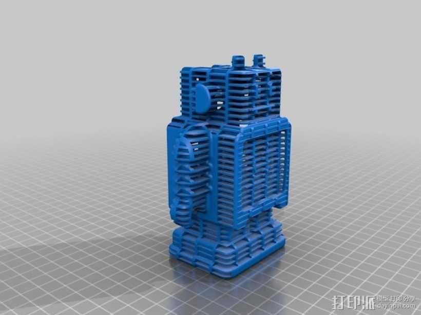 Ultimaker机器人模型 3D模型  图7