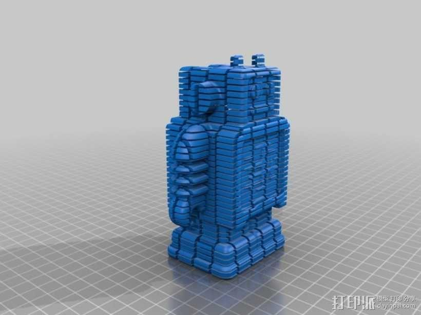 Ultimaker机器人模型 3D模型  图9