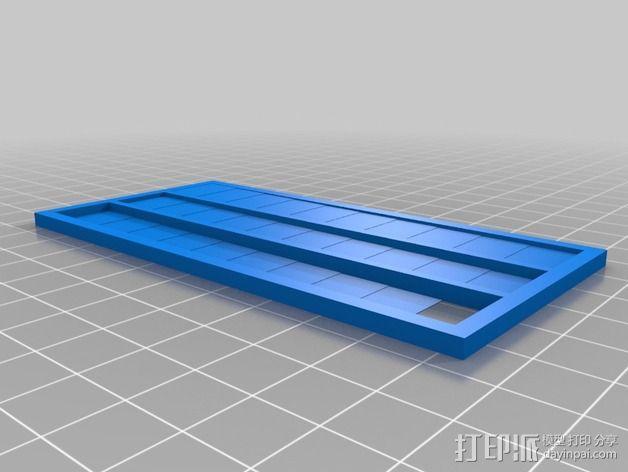 透光浮雕 3D模型  图5