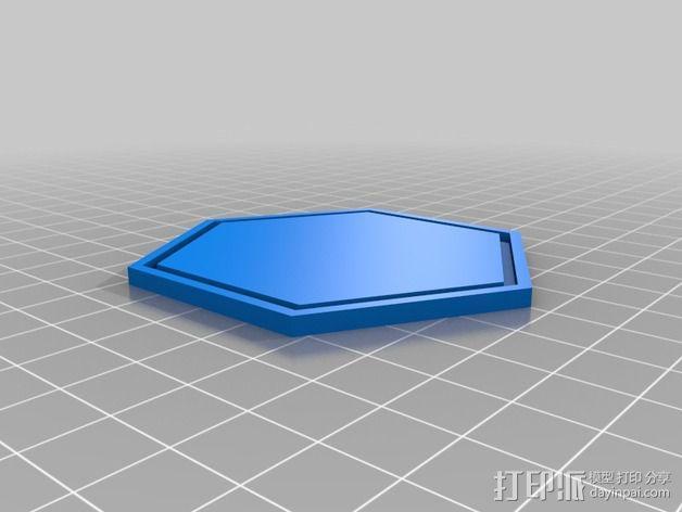 Ishidoro灯 3D模型  图2