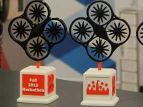 渥太华黑客马拉松纪念品 3D模型