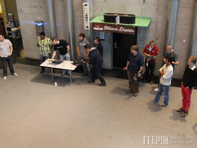 渥太华黑客马拉松纪念品 3D模型  图7