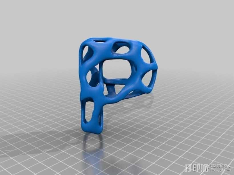 字母表 字母模型 3D模型  图17