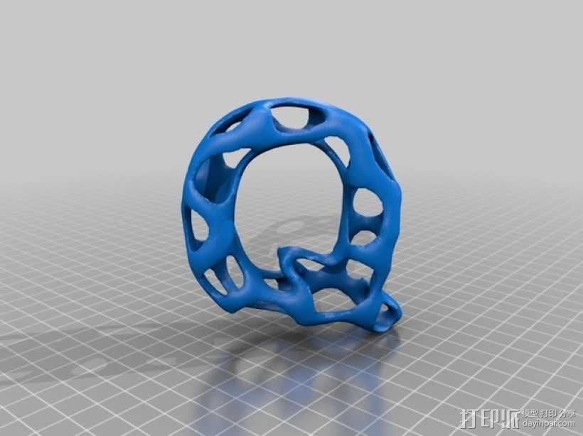 字母表 字母模型 3D模型  图18
