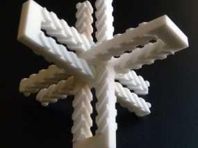 齿形夹 3D模型