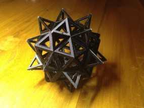 达芬奇多面体 3D模型