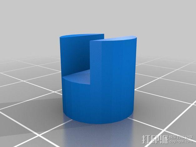 文具盒 3D模型  图6