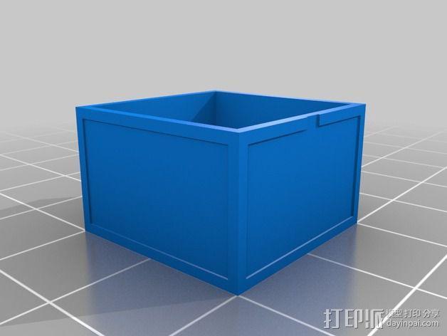 文具盒 3D模型  图10