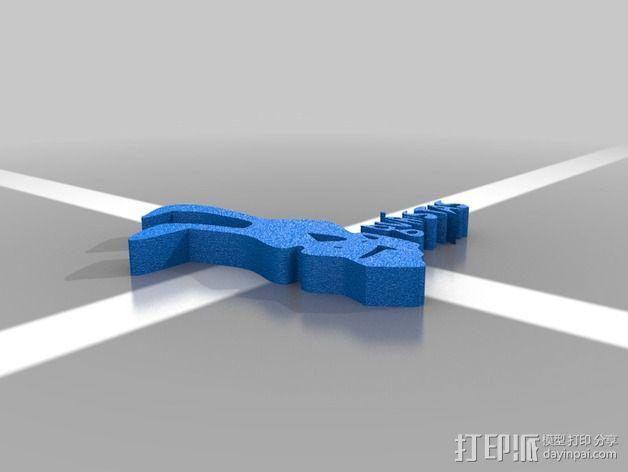 星战前夜 派系标志 3D模型  图5