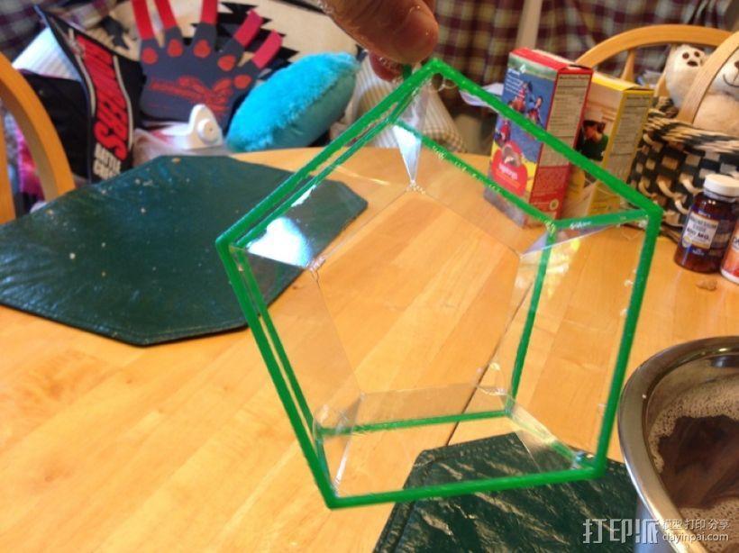 线性结构几何体 3D模型  图2