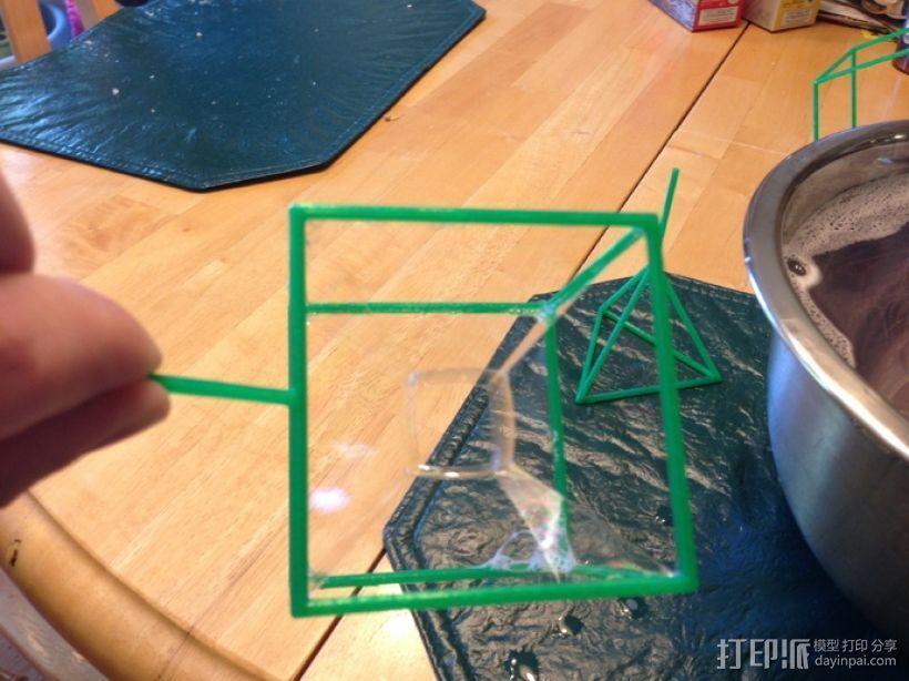线性结构几何体 3D模型  图6