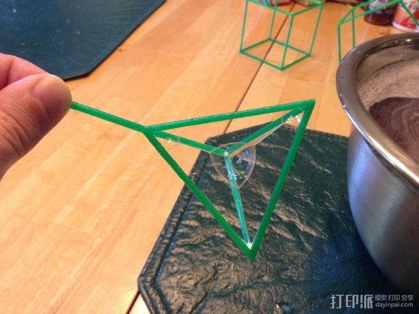 线性结构几何体 3D模型  图5