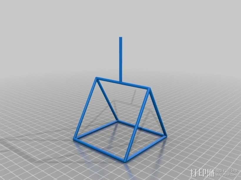 线性结构几何体 3D模型  图10