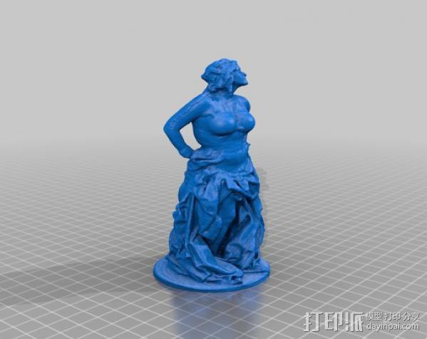 康尼岛盛宴 3D模型  图3