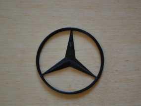 奔驰Logo 3D模型