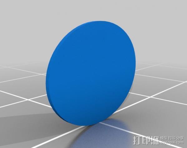 父女之手 3D模型  图4