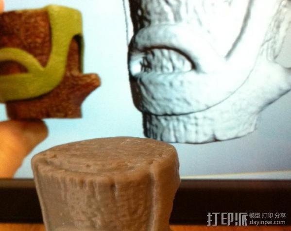 树桩模型  3D模型  图5