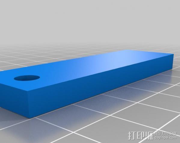 步进机台灯 3D模型  图6