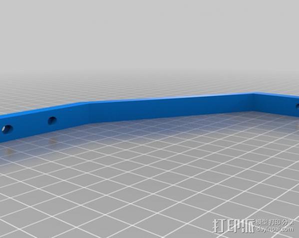步进机台灯 3D模型  图8