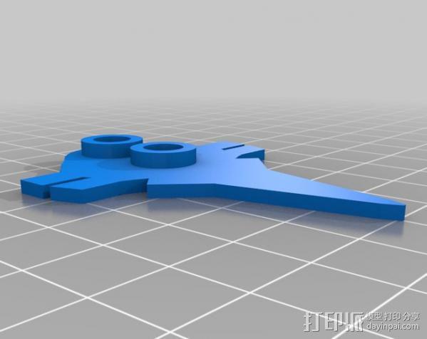 步进机台灯 3D模型  图10