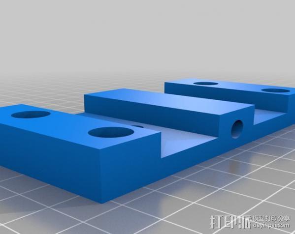 步进机台灯 3D模型  图11