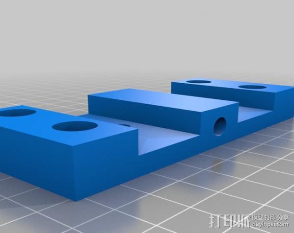 步进机台灯 3D模型  图13
