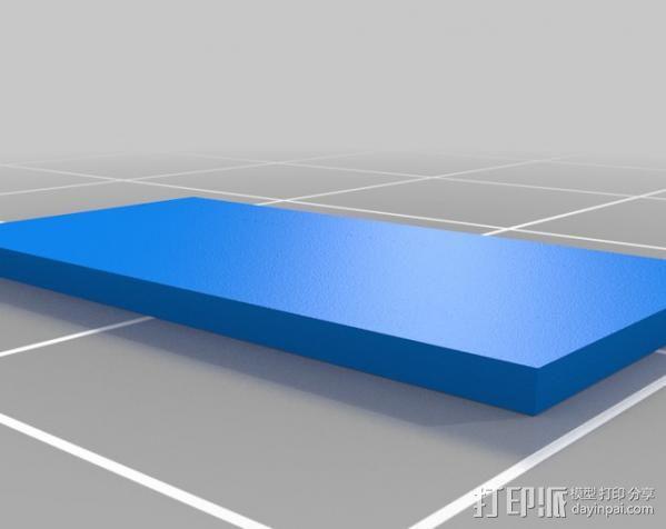 步进机台灯 3D模型  图14