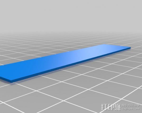 步进机台灯 3D模型  图15