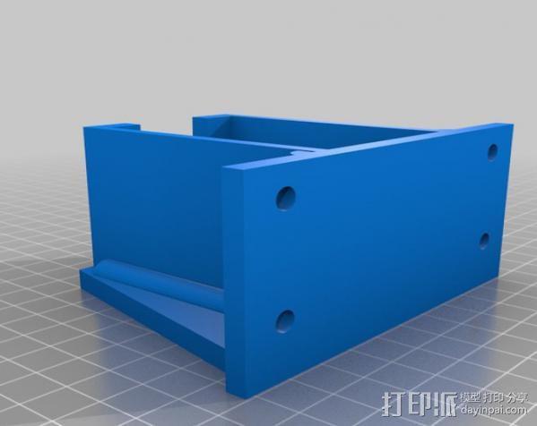 步进机台灯 3D模型  图17