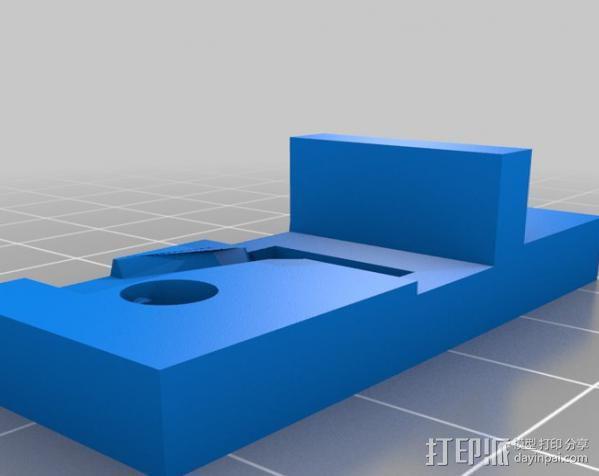 步进机台灯 3D模型  图19