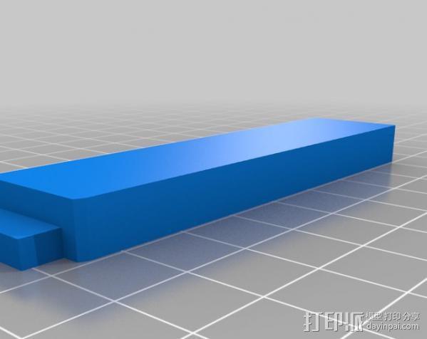 步进机台灯 3D模型  图18