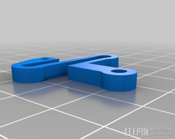 刻字机 3D模型  图8